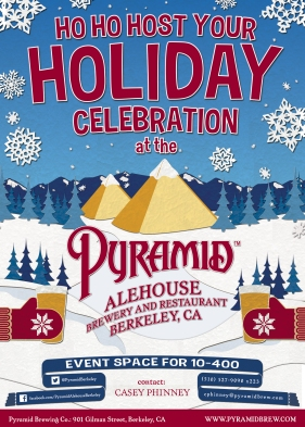 Alehouse Holiday Poster